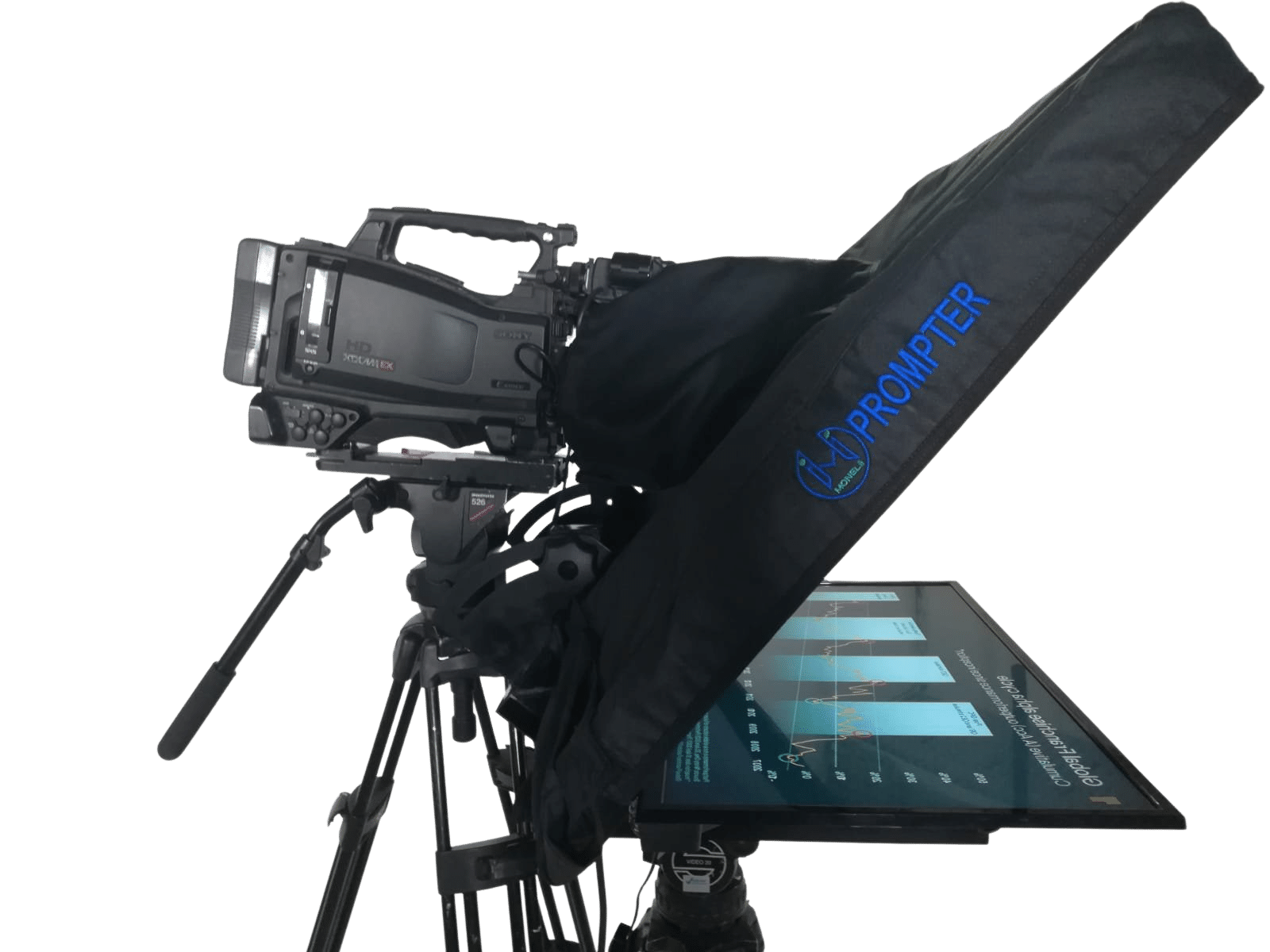 monelii,teleprompter, 32inch